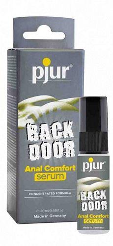 Sexlegetøj fra Pjur fragt kun 29 kr. - Køb Pjur BackDoor Anal Comfort Serum Spray - 20 ml nu i 4ushop.dk