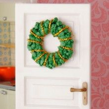 Wreath for the door | Lundby