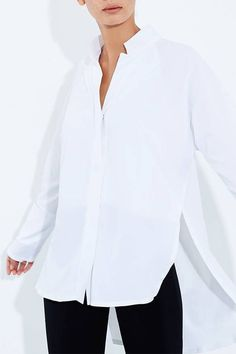 45b61674 8 Best White Button-Down Shirts for Women in 2018 Women Button Down Shirt,