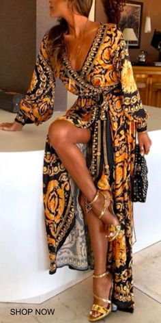 Hot Sale 2020 Trendy Vacation Printed Maxi Dress Source by mithragruenberg - Trendy Dresses Boho Summer Dresses, Trendy Dresses, Boho Dress, Fashion Dresses, Maxi Dresses, Summer Outfits, Dress Beach, Maxi Dress Styles, Trendy Outfits