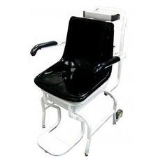 "Pelstar - 594KL - Digital Chair Scale, 18-1/4"" x 15"" Seat, 600 lb. Capacity"