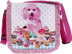 Little Diva's Tas Cupcake Poedel