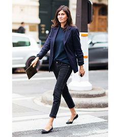 @Who What Wear - Style Tip: Keep it very, very simple.                 Stockholm Street Style