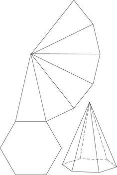 Объемные фигуры своими руками схемы шаблоны 326
