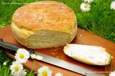 Chleb pszenno-żytni z siemieniem lnianym
