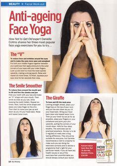 Anti-Aging Face Yoga http://anti-aging-secrets.us