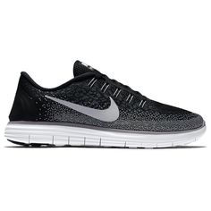new arrival c7f6f c4382 Buy Nike Free RN Distance Mens Running Shoes, BlackWhite from our Mens  Shoes, Boots  Trainers range at John Lewis  Partners.