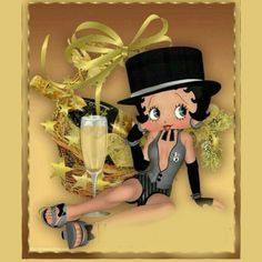 betty boop merry christmas and happy new year Happy Mother's Day Gif, Happy Labor Day, Happy New Year, Mothers Day Gif, Happy Fathers Day, Happy Mothers, Happy Tuesday Pictures, Happy Birthday Pictures, Betty Boop Pictures