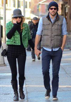 Ryan Reynolds wearing a Moncler gilet. Shop Moncler @Linnea Trudevall - Fashion #ryanreynolds #moncler #sportsjacket #sportswear #fashion #style #menswear