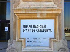 Barcelona, Letter Board, Lettering, Decor, Art, National Museum, Art Background, Decoration, Kunst