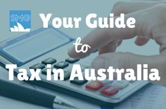 Moving to Australia Tips | Expat Life | Living Abroad | Moving Overseas |  How much tax will you pay in Australia? Will you get a refund? What about work related expenses? Answers to these questions and more.