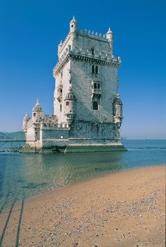 Portugal - Lisboa, Torre de Belm Photo by Antnio Sacchetti #portugal