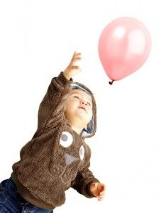 Gymles met ballonnen les 1