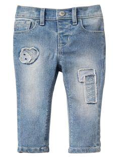 product photo Baby Girl Pants, Cute Baby Girl, Cute Babies, Pull On Pants, Denim Shorts, Shirts, Shopping, Fashion, Moda