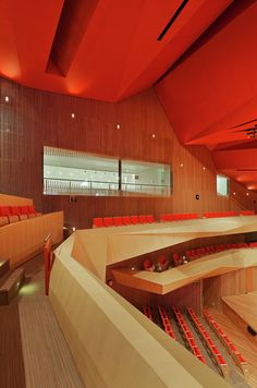 Image 29 of 30 from gallery of Roberto Cantoral Cultural Center / Broissin Architects. © Paul Rivera