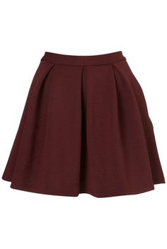 Perfect skirt for FSU football season...