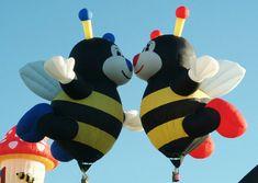 Albuquerque International Balloon Fiesta, New Mexico- a festival of Color