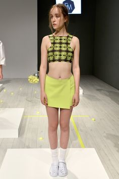 Franziska Michael RTW Spring 2014 [Photo by Getty Images for Mercedes-Benz Fashion Week Berlin]
