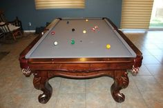 Connelly Pool Table - Pool table is the portion of a pool game. Commercial pool tables are just one among the different so Pool Table Accessories, Pool Games, Game Room, Darts, Phoenix, Tables, Design, Ideas, Mesas