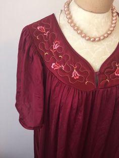 Vintage Vanity Fair nightgown.