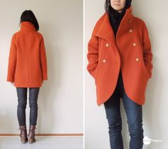 how to sew a winter coat - Google Search