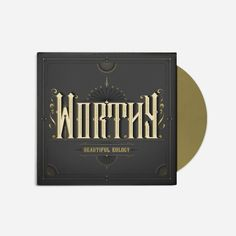 Worthy Vinyl - Beautiful Eulogy - Gold