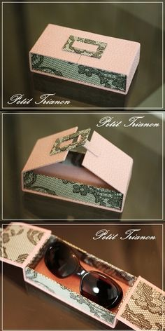 A beautiful box #sunglass #packaging PD
