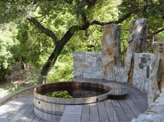 whirlpool im garten - gönnen sie sich diese besonde art, Gartengestaltung
