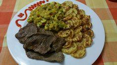 Delicious steik