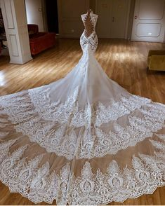 Custom Wedding Dresses and Bridal Gowns from The USA Stunning Wedding Dresses, Custom Wedding Dress, Dream Wedding Dresses, Bridal Dresses, Modest Wedding, Custom Dresses, Wedding Goals, Wedding Attire, Wedding Day