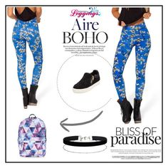 """""""Baby Batman HWMF Leggings For Women"""" by bohemianleggings ❤ liked on Polyvore featuring Accessorize, Ash and Miss Selfridge"""