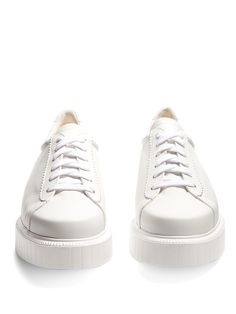 Pasket low-top leather trainers | Robert Clergerie | MATCHESFASHION.COM