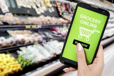 grocery delivery script,grocery delivery app Online Grocery Store, Grocery Items, Online Shopping, Grocery Lists, Healthy Meals For Two, Easy Healthy Dinners, Grocery Delivery App, App Development Companies, 500 Calories