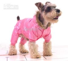 Cute. My baby girl Mena would look so cute in this, and I don't even like pink.