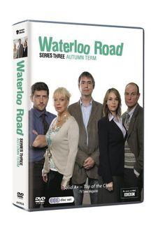 Waterloo Road - Series 3 - Autumn Term Waterloo Road, Series 3, Drama, Note, Autumn, Watch, School, Board, Fall