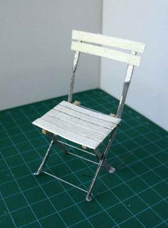DIY folding patio chairs minimanie: The garden of Emilia ...