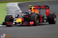 Max Verstappen, Red Bull, Formule 1 Grand Prix van Groot-Brittannië 2016, Formule 1