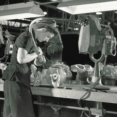 Women at Work WWII
