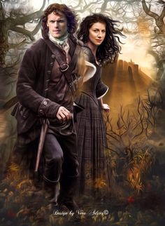 "Forasteras on Twitter: """"The past is gonethe fiiture is not come. And we are here together, you and I"" #Outlander #The Fiery Cross @Writer_DG @Outlander_STARZ"