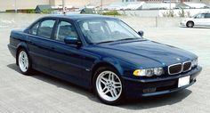 Here's A Fine Example Of BMW's Prettiest 7-Series Ever, A 2001 740i Sport With Only 8k Miles