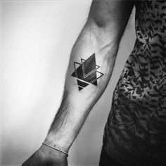 Geometric Tattoo – Special mental symbol of power for Denis (Barcelona). If you want tattoo write m… tattoos writing Geometric Tattoo – Special mental symbol of power for Denis (Barcelona). If you want tattoo w. Hand Tattoos, Dreieckiges Tattoos, Forearm Tattoos, Arm Band Tattoo, Body Art Tattoos, Sleeve Tattoos, Tatoos, Geometric Tattoo Symbols, Geometric Tattoos Men