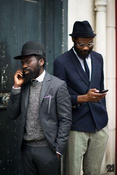 sam lambert and shaka maidoh's hats & blazers
