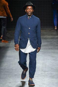 Oliver Spencer Spring 2016 Menswear Fashion Show