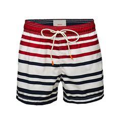 Gavitella Bathing Shorts #swims #seducethesea #boatlife #swimstrunks #nauticalfashion