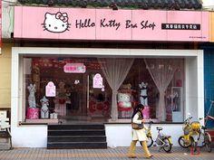 kitty lingerie shop