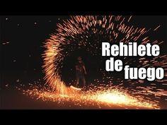 Como hacer un rehilete de fuego - ChideeTv - YouTube