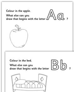 Imagination Alphabet Colouring Pages Alphabet Coloring Pages, Colouring Pages, Alphabet Activities, You Draw, Abcs, Speech Therapy, Phonics, School Ideas, Imagination