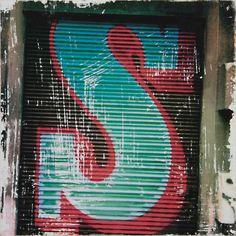"""Urban Culture Distorted /// """"S"""" Street Culture, Typography, Design Inspiration, Neon Signs, Urban, Type, Logos, Fall, Art"""