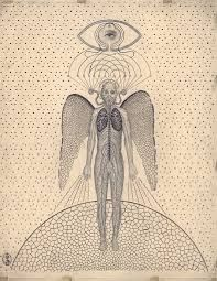 Daniel Martin Diaz, Self-Aware System Art And Illustration, Art Sketches, Art Drawings, Alchemy Art, Esoteric Art, Art Vintage, Occult Art, Sacred Art, Science Art