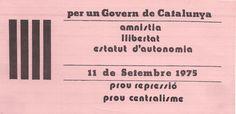 #adhesius #onzedesetembre #diada #Catalunya Boarding Pass, Travel, Viajes, Destinations, Traveling, Trips, Tourism